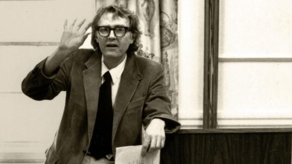 Αμερικανική ποίηση: Με τα λόγια (γίνεται) Bill Knott
