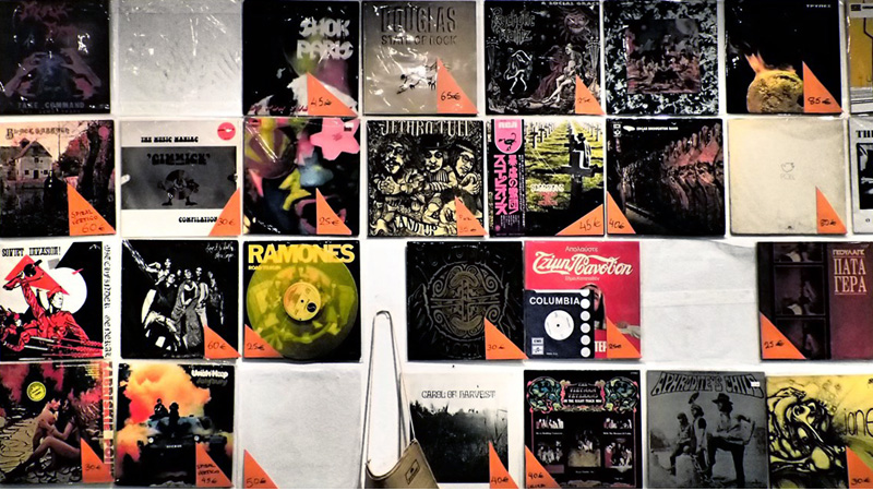 Vinyl is Back: Σε εικόνες η μεγάλη τριήμερη γιορτή βινυλίου, που ξεκινά αύριο! Visb800b